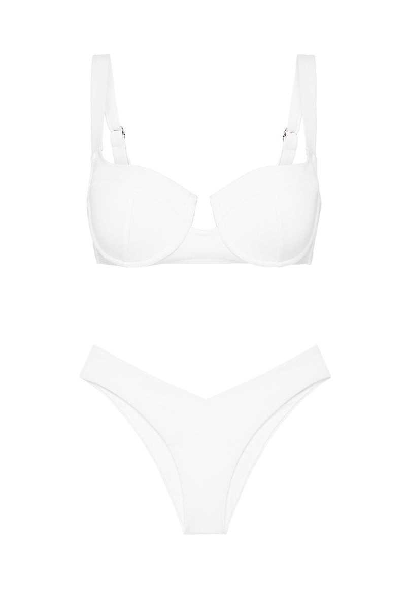 AMALFI SET – WHITE