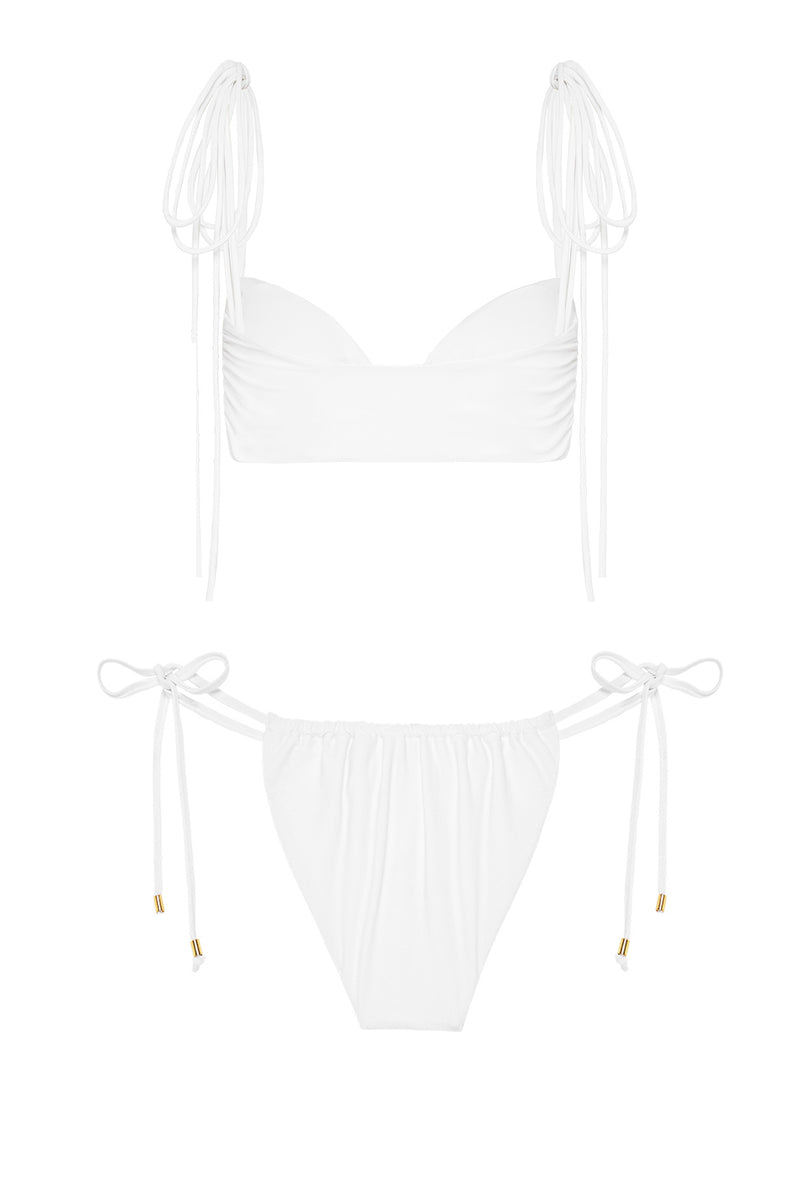 SENTIERO SET – WHITE