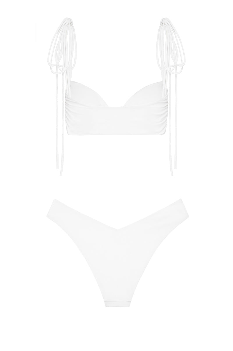 POSITANO SET – WHITE
