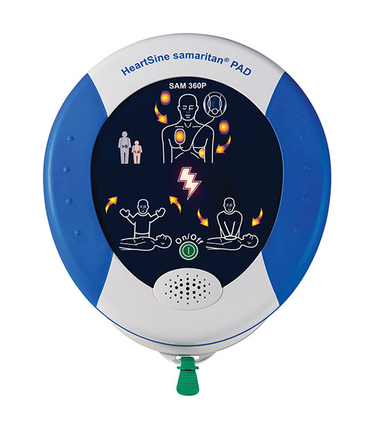 HeartSine SAM 360P-Fully Automatic Defibrillator
