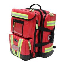 Load image into Gallery viewer, EMS BACKPACK (10-115-RED-TPN)