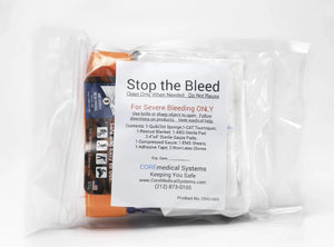 CoreMed Trauma/Stop-the-Bleed Kit (101)