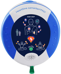 HeartSine SAM 350P Automated External Defibrillator