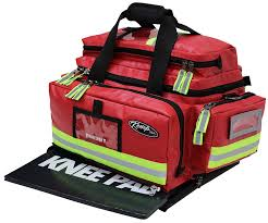 Traveler EMS Bag (Model 10-104-RED-TPN or -BLUE-TPN)