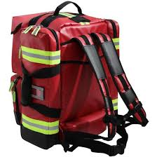 EMS BACKPACK (10-115-RED-TPN)