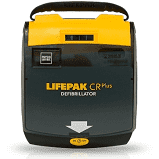 Medtronic, LifePak and Defibtech