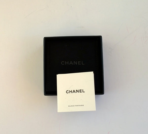 Chanel Choupette Glitter Key Ring Bag Charm