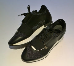 Balenciaga Race Runner Sneakers in Black new in box trainers