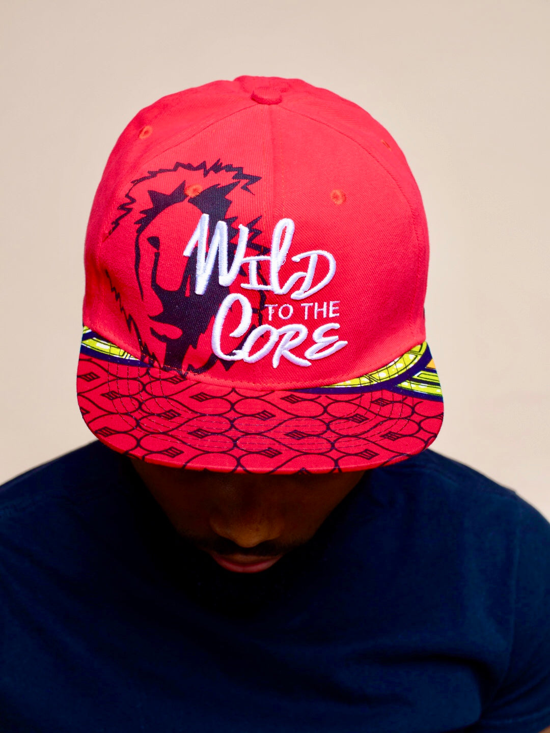 """Wild to the Core"" hat"