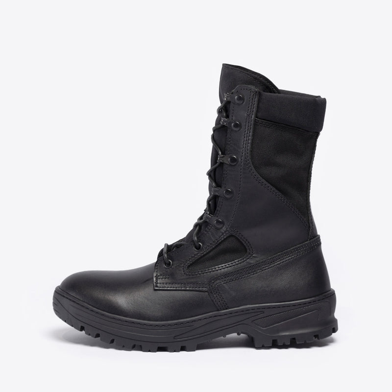 Wolf Black Boot
