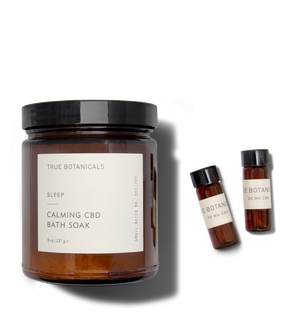 Calming CBD Bath Soak