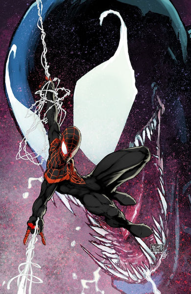 King in Black #2 Turner Spider-Man Miles Morales Venom Virgin Variant