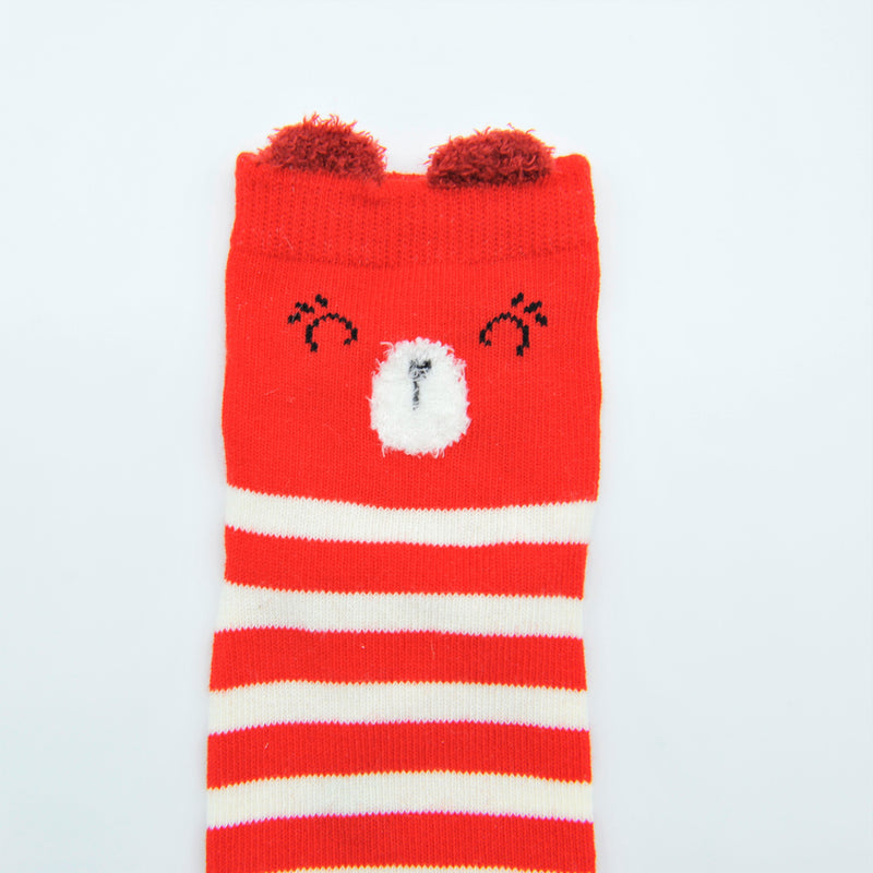 Christmas Theme Sock 4-pack