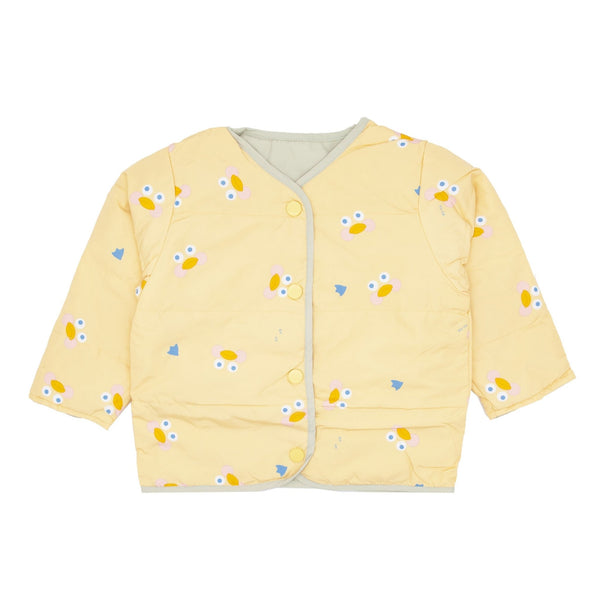 Duck Print Shell Down Jacket - Merry BooBoo
