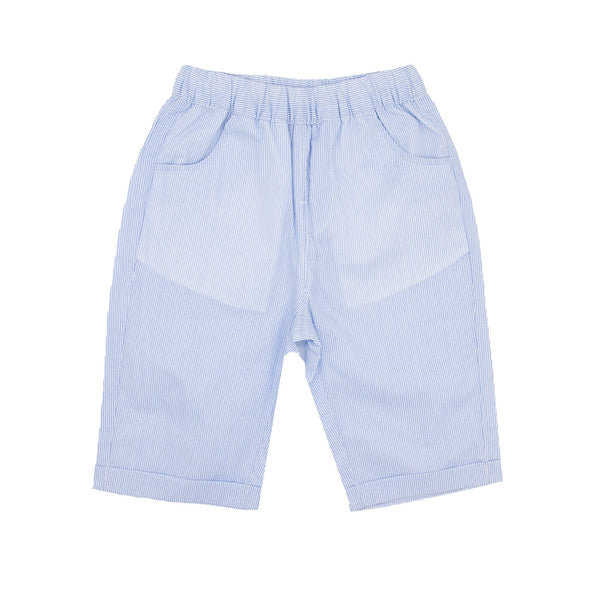 Essential Striped Shorts - Merry BooBoo