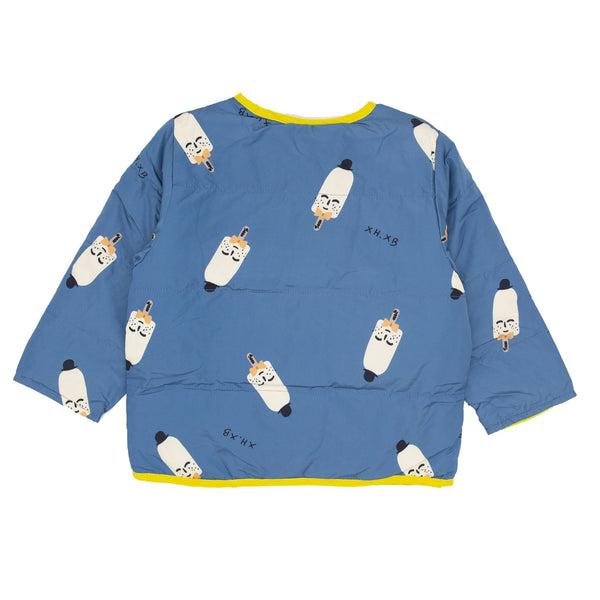 Mr. Popsicle Print Shell Down Jacket - Merry BooBoo