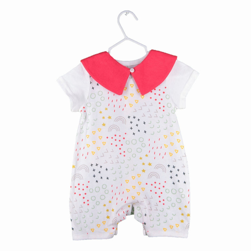 Rainbow And Star Romper - Merry BooBoo