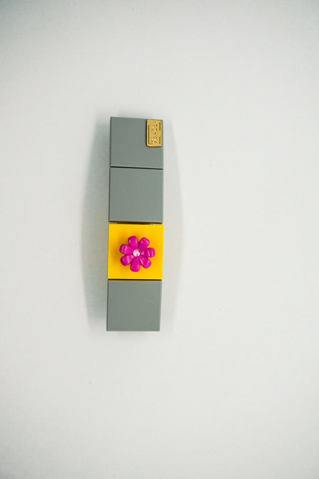 Hair Barrette Flower