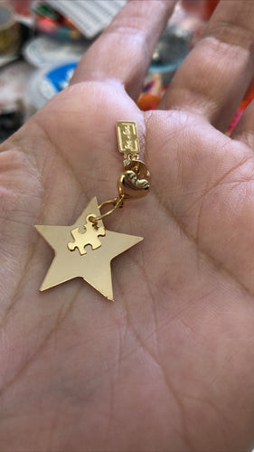 Autism Rockstar Mom Earrings