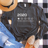 2020 1-STAR REVIEW Long Sleeve Shirt