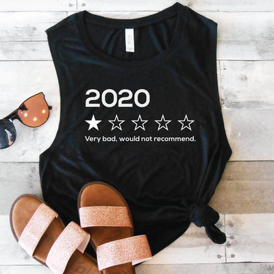 2020 1-Star Review Muscle Tank