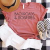 Backroads And Bonfires Shirt