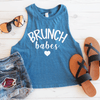 Brunch Babes Crop Top