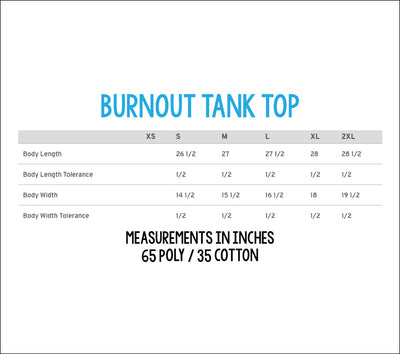 Let's Get Wheysted Burnout Tank