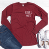 Chill Out Long Sleeve Shirt