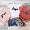 Chips Guac Salsa Shirt