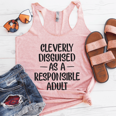 Cleverly Disguised As A Responsible Adult Eco Tank