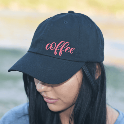 Coffee Dad Hat