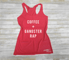 Coffee Plus Gangster Rap Eco Tank