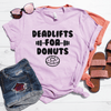 Deadlifts For Donuts Shirt