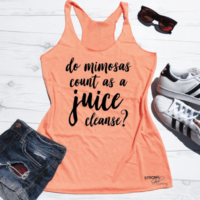 Do Mimosas Count As A Juice Cleanse Eco Tank