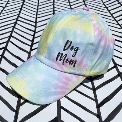 Limited Tie Dye Dad Hat