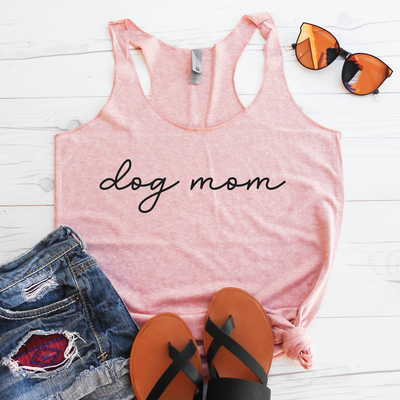 Dog Mom Eco Tank