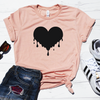 Dripping Heart Shirt