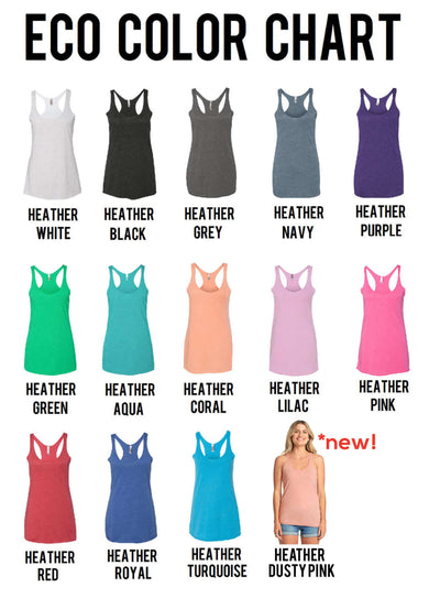 Hustle Eco Tank Top