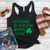Errbody In The Pub Gettin' Tipsy Eco Tank
