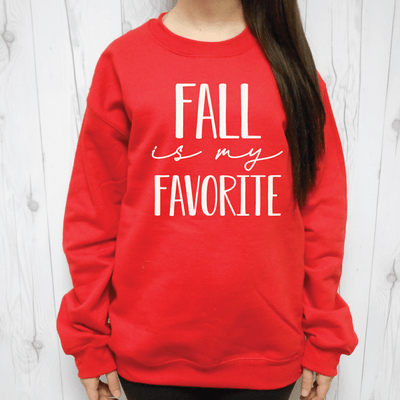 Fall Is My Favorite Sweatshirt