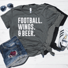 Football Wings & Beer Shirt