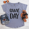 Game Day Flowy Shirt
