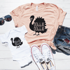 Gobble Gobble Shirt Set