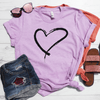Heart Outline Shirt