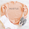 Hustle Drop Shoulder Sweatshirt