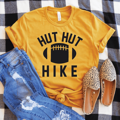 Hut Hut Hike Shirt