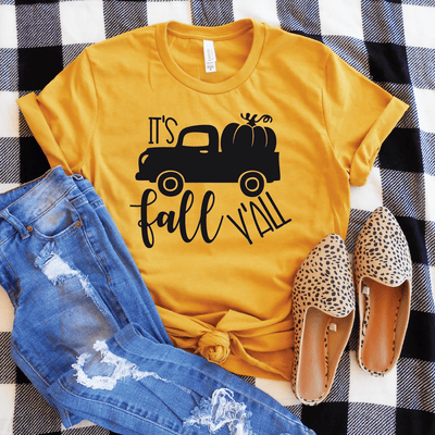 It's Fall Y'all Shirt