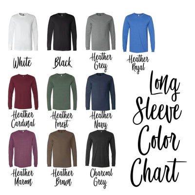 Warm And Cozy Long Sleeve Shirt