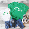 Lucky & Luckier Shirt Set